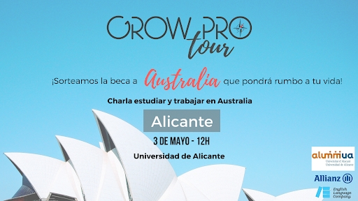 GrowPro Tour Alicante