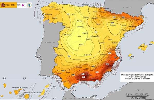 Alicante Map Of Spain.University Of Alicante Will Develop A Pioneering Project In Spain On