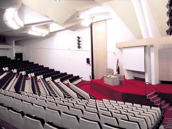 Room of the Conference Center