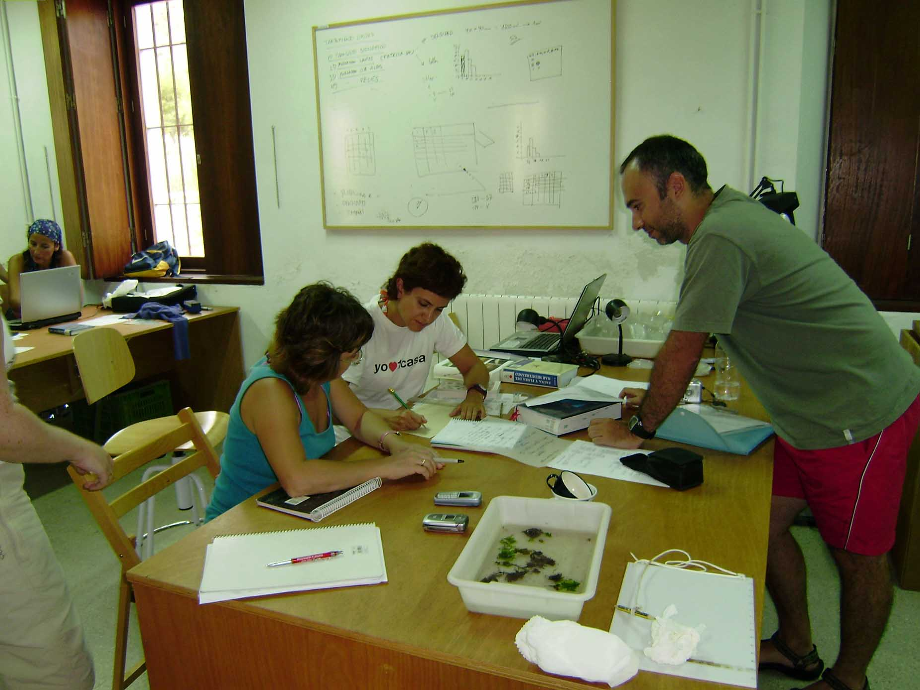 """Course """"Introduction to Marine Biology"""