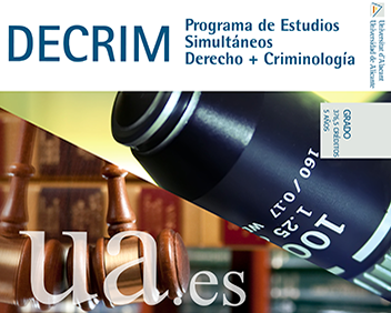 Double Degree in Law and Criminology