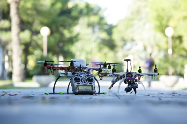 [TIN2013-40982-R] Systems of intelligent swarm of aerial vehicles no tripulados for tasks of security and surveillance