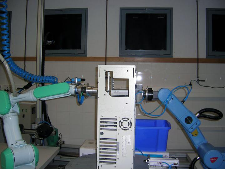 Laboratory of automatic and robotic