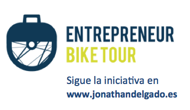 entrepreneur bike tour
