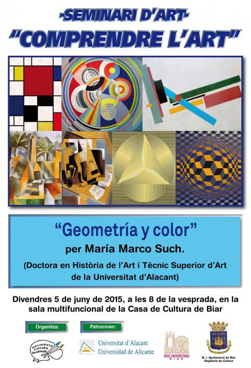 Geometría y color