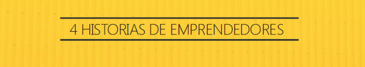 Four histories of emprendedores