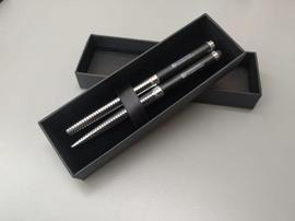 Set pen - feather Luxe