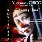 V Days of Circus of Alicante: they Happen and See