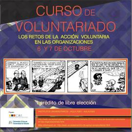 Programa Voluntariado 2016