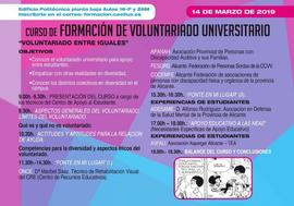 Programa Voluntariado 2019