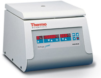 Benchtop centrifuge: Thermo Scientific - Biofuge Primo