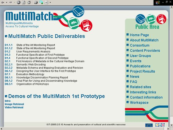 Portal Multimatch