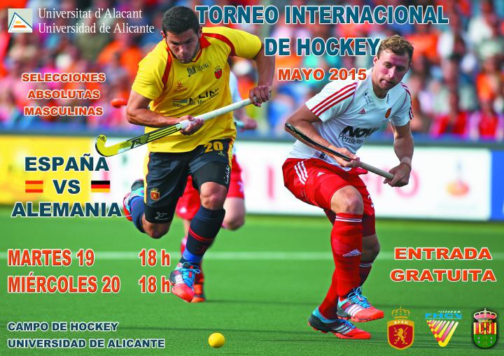 Torneo internacional Hockey