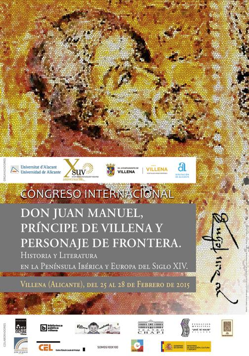 CONGRESO INTERNACIONAL DON JUAN MANUEL