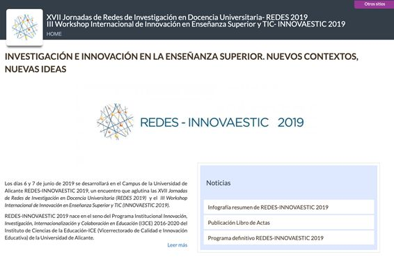 WEB REDES-INNOVAESTIC