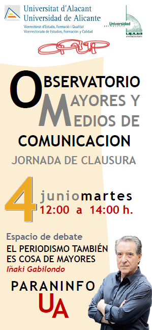 Captura cartel clausura mayores y medios