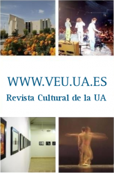 Revista Cultural de la Universidad de Alicante
