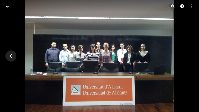 fotografia I Seminario Internacional Tourism and Hospitality Research