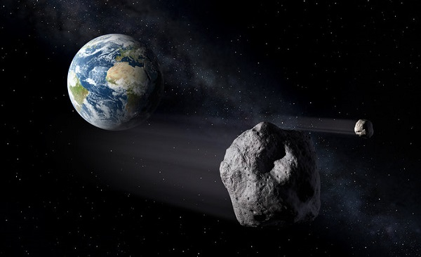 Asteroid_passing_Earth