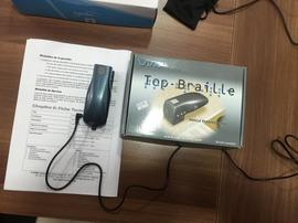 Lector braille