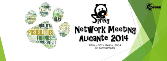 Network Meeting Alacant 2014