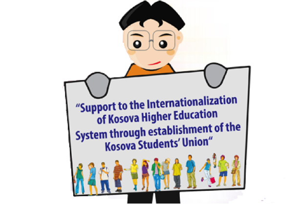 Support to the Internationalization of Kosova Higher Education System