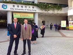 Visita Universitat Hong Kong