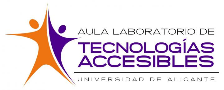 Logo Lab. Tecnologies Accessibles